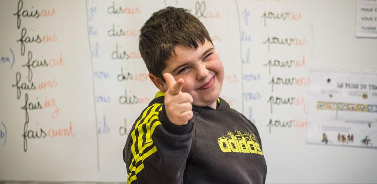 Votre générosité représente 40% de nos ressources. Grâce à vos dons, nous menons à bien notre mission de scolarisation des enfants neuro-atypiques.